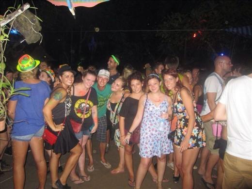 Jungle Party, Ko Pha-Ngan