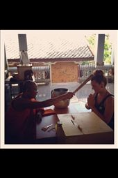 Being blessed by a Monk, Koh Samui: by wanderandshare, Views[101]