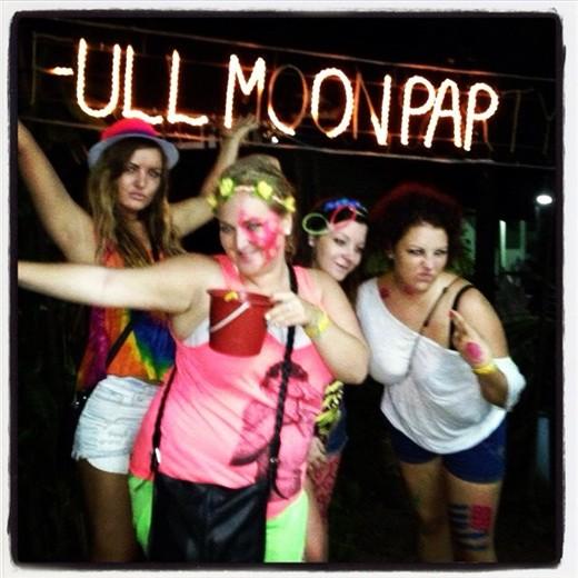 Full Moon Party, Ko Pha-Ngan