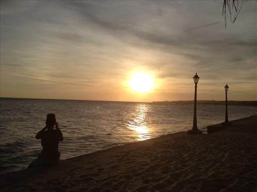 Sunset in Mue Ne