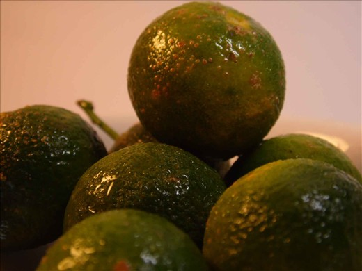 calamansi for fruity and sweet taste