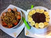 ACAI - an Amazonian berry that is eaten all over brazil with fruit, granola and honey. The most delicious thing I have ever had the liberty to taste.: by wanderlustkiera, Views[351]