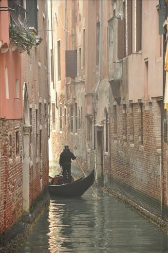 Among the venetian