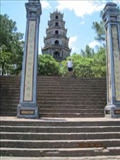 Famous pagoda. Its free. Hue: by wendyandkevin, Views[91]