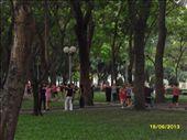 Aerobics in Park 23/9: by wendyandkevin, Views[173]