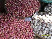 Shallots and garlic: by wendyandkevin, Views[114]