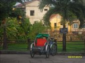 Lonely cyclo at 5.30am. Hoi An: by wendyandkevin, Views[62]