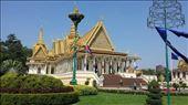 Royal Palace Phnom Penh: by wendyandkevin, Views[190]