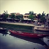 HoiAn from across the river: by wendyandkevin, Views[81]
