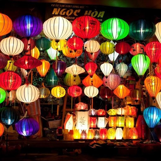 Lanterns of HoiAn.