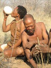 San Bushmen Survival Skills GHANZI: by whereintheworld, Views[7487]