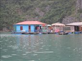 Vong Vieng School- 2 teachers and 9 pupils! 30 km out to sea!: by whereintheworld10, Views[151]