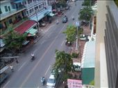 typical street--loaded with motorbikes: by whitesa, Views[142]