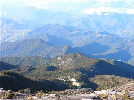 Mount Kinabalu National Park.