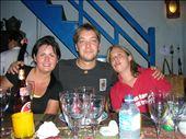 Goodbye Siem Reap dinner - Kate, Alain, and Juliet.: by whitneyj, Views[304]