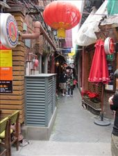 Cool shopping and superb restaurants lurk in TianZiFang.: by wi-niko, Views[147]