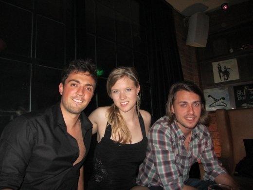 Fedja(London) and Kevin(France)