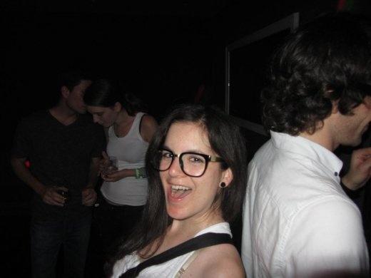 party glasses Jamie
