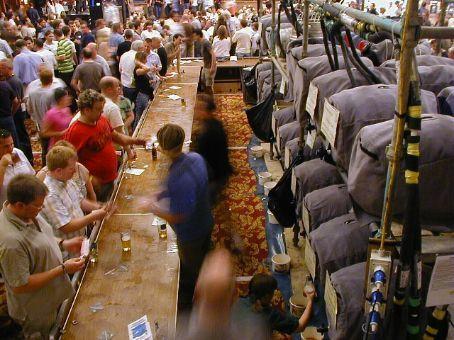 Cambridge Beer Festival  Glass