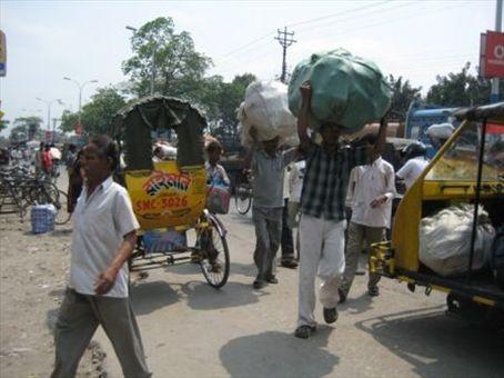 Crazy Siliguri, the Indian border town