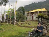 Unadorned monastery, West Sikkim: by will-n-raina, Views[208]