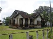 The remains of a French colonial house on Don Khone.: by will, Views[1156]