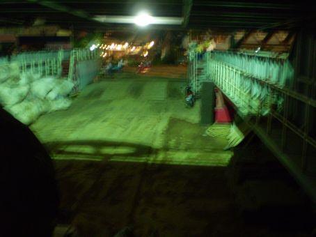 The night Boat off Kho Tao