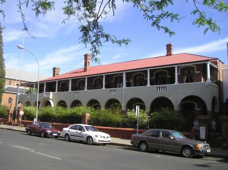 The Kimberley Club.