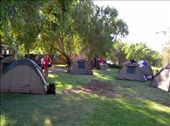Our camp on the Orange River.: by willlou, Views[436]