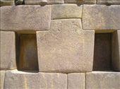 Inca masonary at Machu Picchu. : by willlou, Views[369]