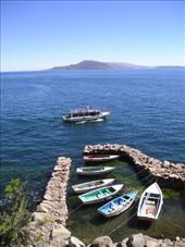 A view of the Lake from Taquile island.: by willlou, Views[357]
