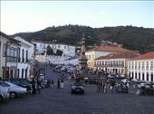 It looks like an English market square, Ouro Preto, Brazil. : by willlou, Views[408]