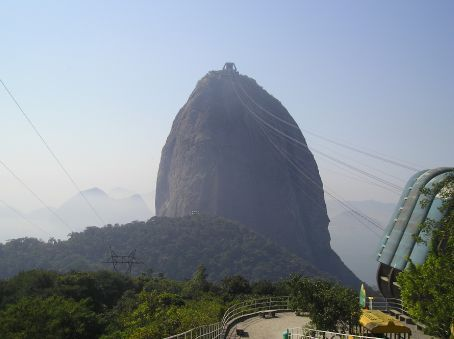 The sugar loaf mountain, Rio.
