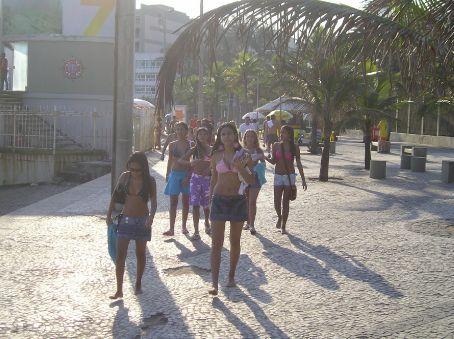 Ipanema Girls.