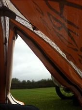 Back in my uncomfortable, damp tent. : by wilski, Views[164]