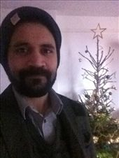 Merry Christmas, one and all. Except for Dean, he's a cunt. Behind me is Londons saddest Christmas tree, in Megan the Canadans' living room. It looked like that coming in, it's only gonna get worse as the season passes.: by wilski, Views[312]