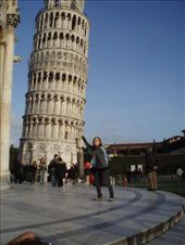 Alli holding up the tower: by wini0017, Views[210]