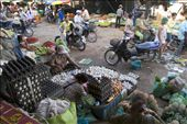 Phsar Leu is the biggest market place in Siem Reap, Cambodia: by wogolin, Views[696]