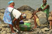 The fishing market of   Mindelo (Sao Vicente island)   seems to support an entir: by women_fish_markets, Views[559]