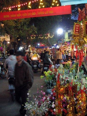 Tet, Vietnam.  Photo by Hanoi Mark, Flickr.com