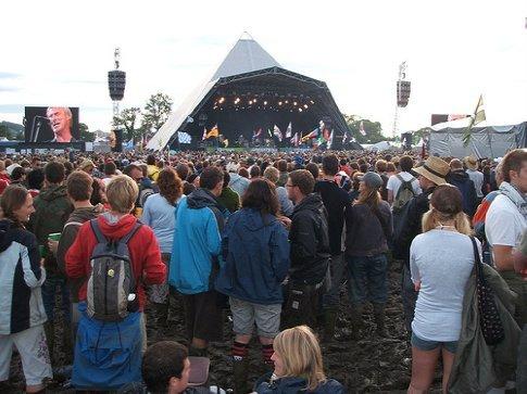 Glastonbury Festival. Photo by [Twiggy_34], Flickr.com