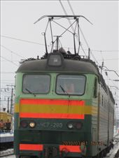 The last engine at Yaroslavsky station: by wrdc60, Views[132]