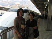 Yasuko, Nobuko & Shinkansen at Shizuoka: by yasuko, Views[352]