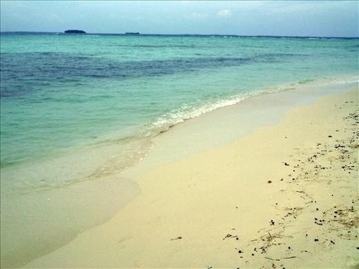 Semak Daun Island, one of beautiful beach in Kepulauan Seribu