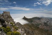 View of Cape Town, the Lions Head and Signal Hill from Table Mountain.: by yvonnebooth, Views[323]