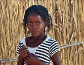 Girl from the township where many vineyard workers live, Norotshama.: by yvonnebooth, Views[162]