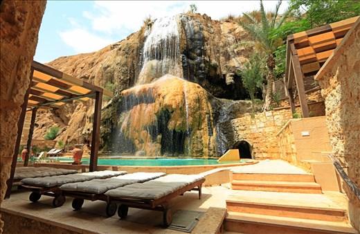 Ma'In Hot Springs spa