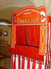 Punch and Judy stage: by zioned, Views[768]