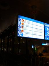 Dubai airport - follow the signs to the Irish Village: by zioned, Views[618]