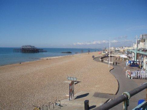 Day trip to Sunny Brighton!!!